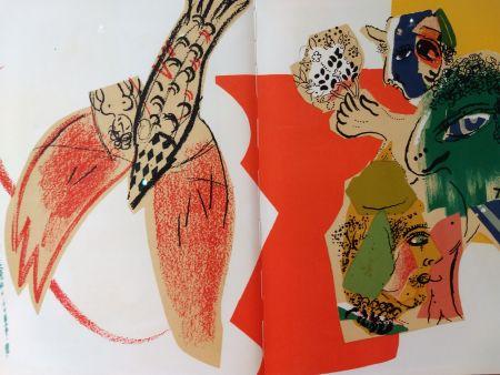 Libro Ilustrado Chagall - XXe No 26