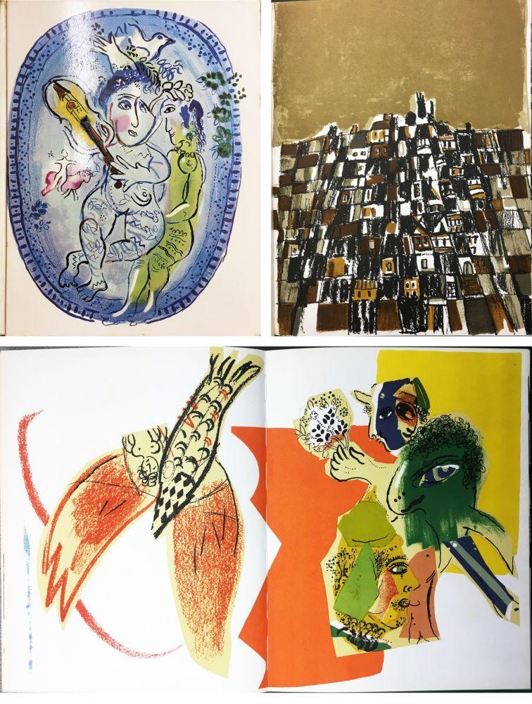Libro Ilustrado Chagall - XXe SIECLE. Nouvelle série. XXVIIIe année. N° 26. Mai 1966 - QUATRE THÈMES…(Chagall, Viera Da Silva)