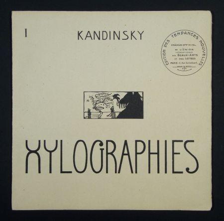 Libro Ilustrado Kandinsky - Xylographies