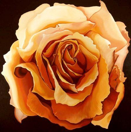 Serigrafía Nesbitt - Yellow Rose