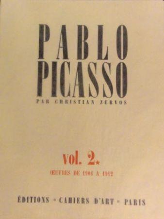 Libro Ilustrado Picasso - Zervos