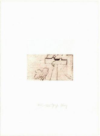 Punta Seca Beuys - Zirkulationszeit: Kreuz für Saturn