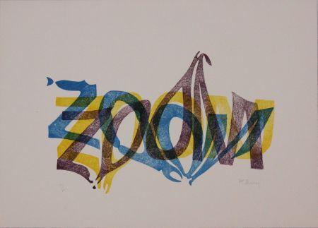 Litografía Bury - Zoom