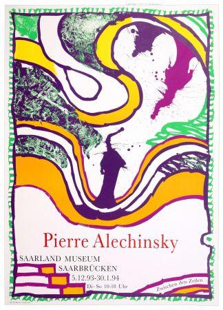 Cartel Alechinsky - Zwischen den Zeilen